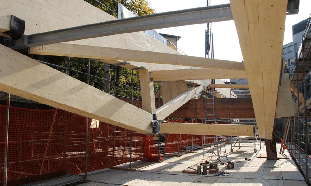 Détail structurel