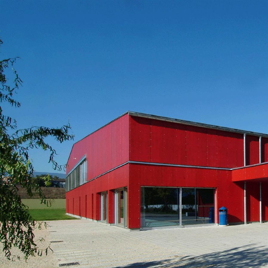Salle polyvalente Lavigny