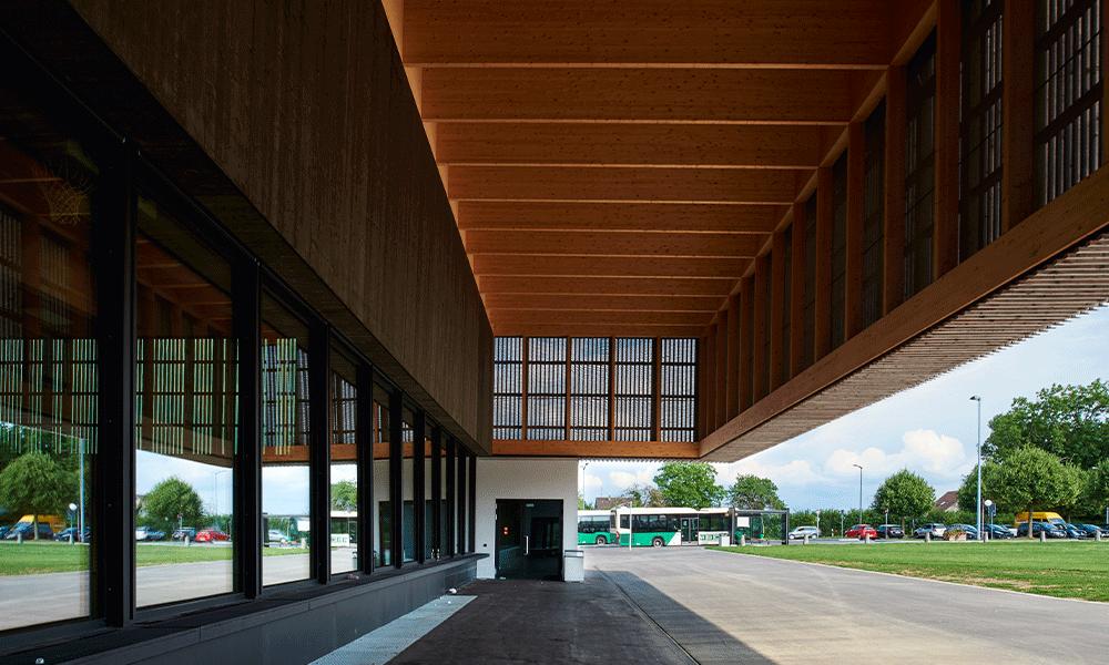 Salle polyvalente de Cossonay