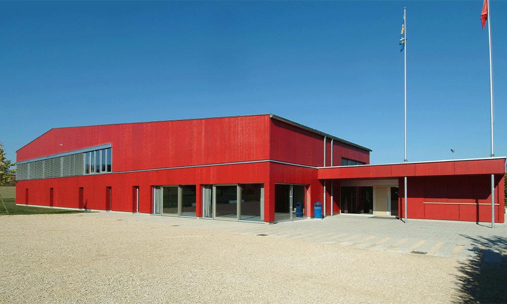 Salle polyvalente de Lavigny