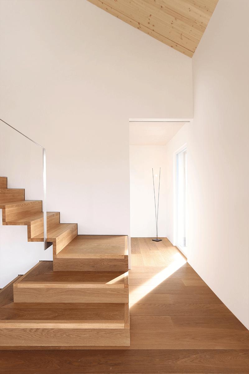 Escalier immeuble Ayer-Bersier