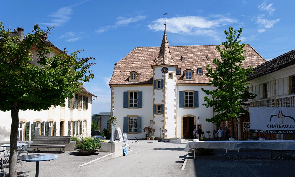 Château Montmirail