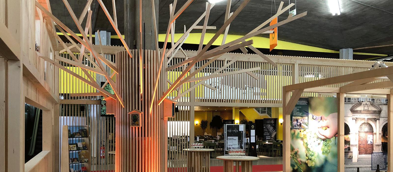 Stand Comptoir Suisse Ville de Lausanne