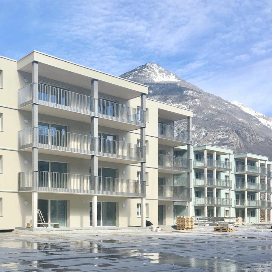 Immeubles Martinet II