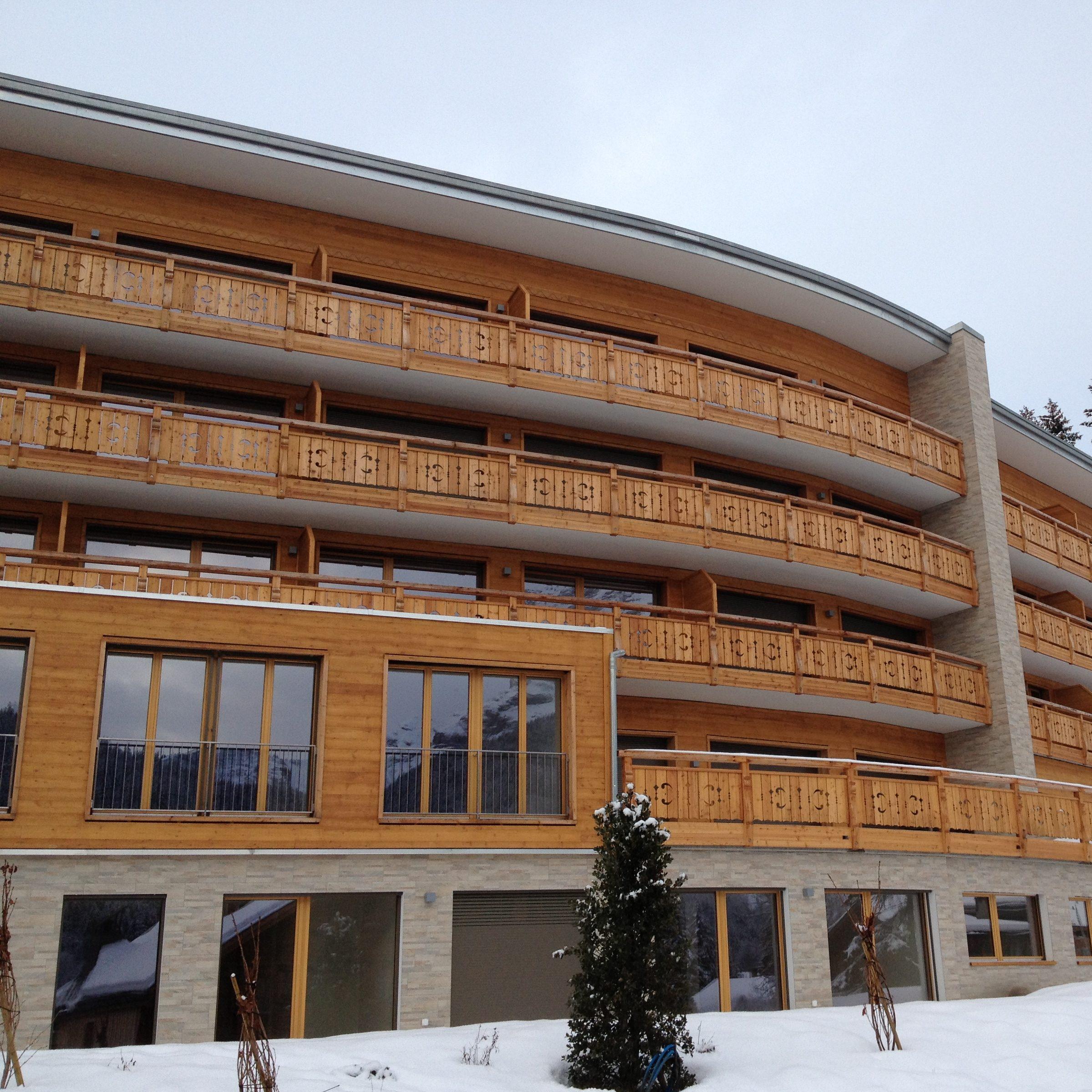 Résidence l'Ermitage