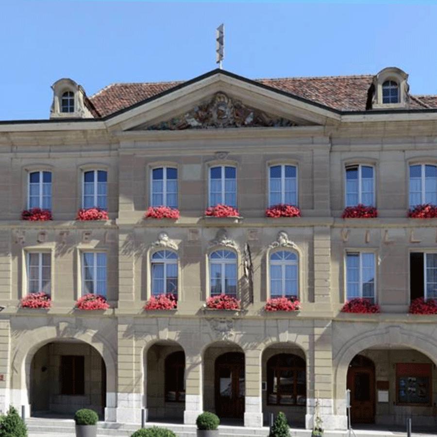 Hôtel de Ville d'Avenches