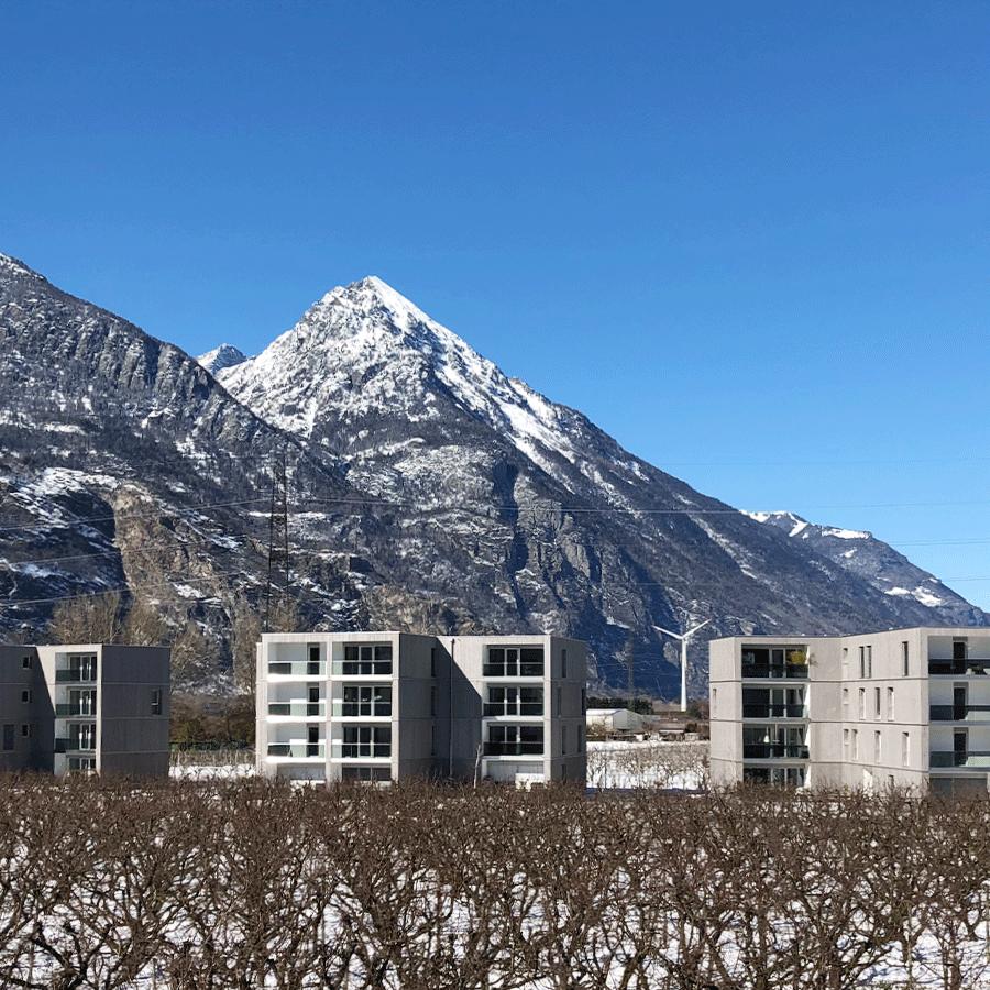 Immeubles Rialto
