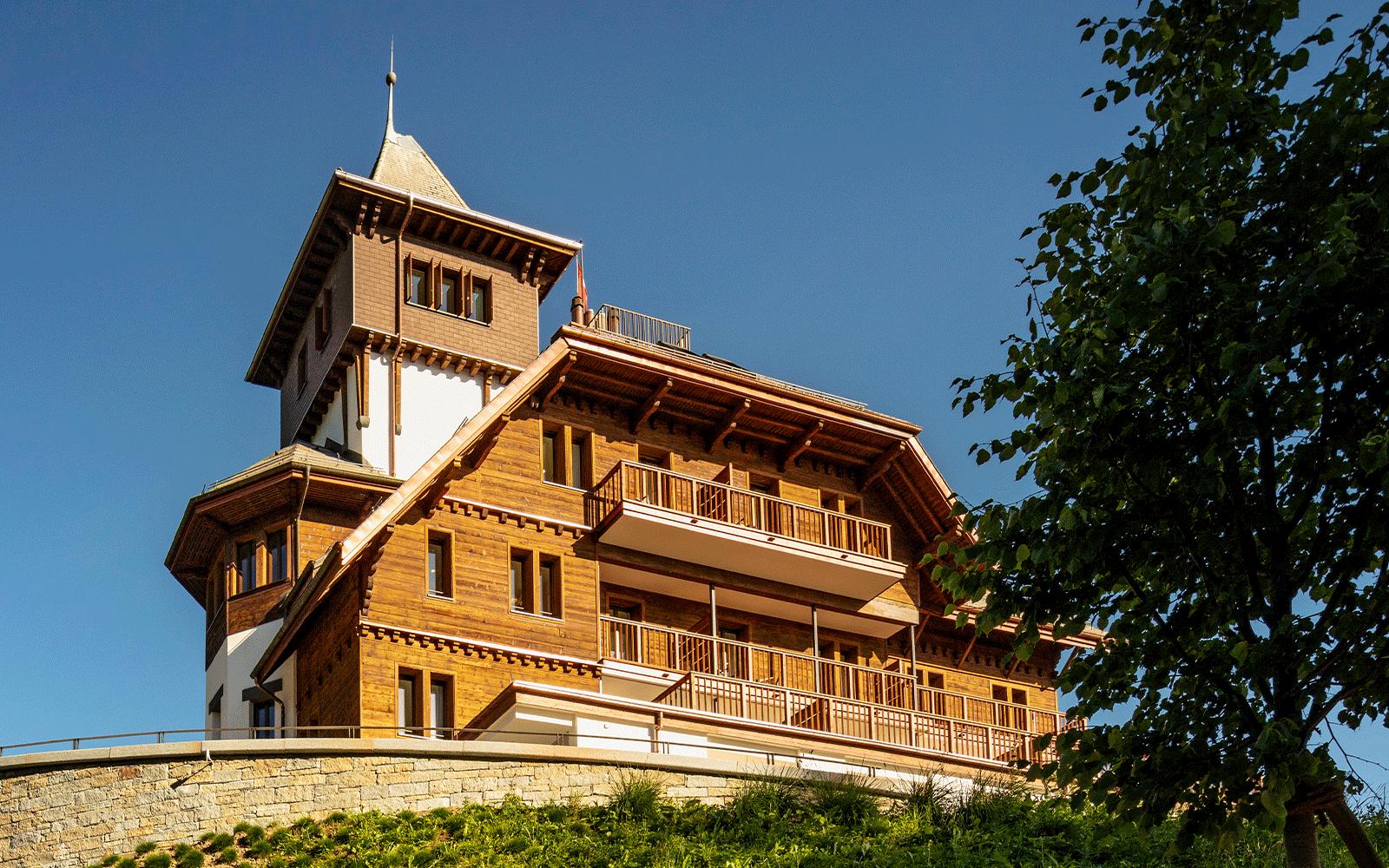 Extérieur rénovation bois