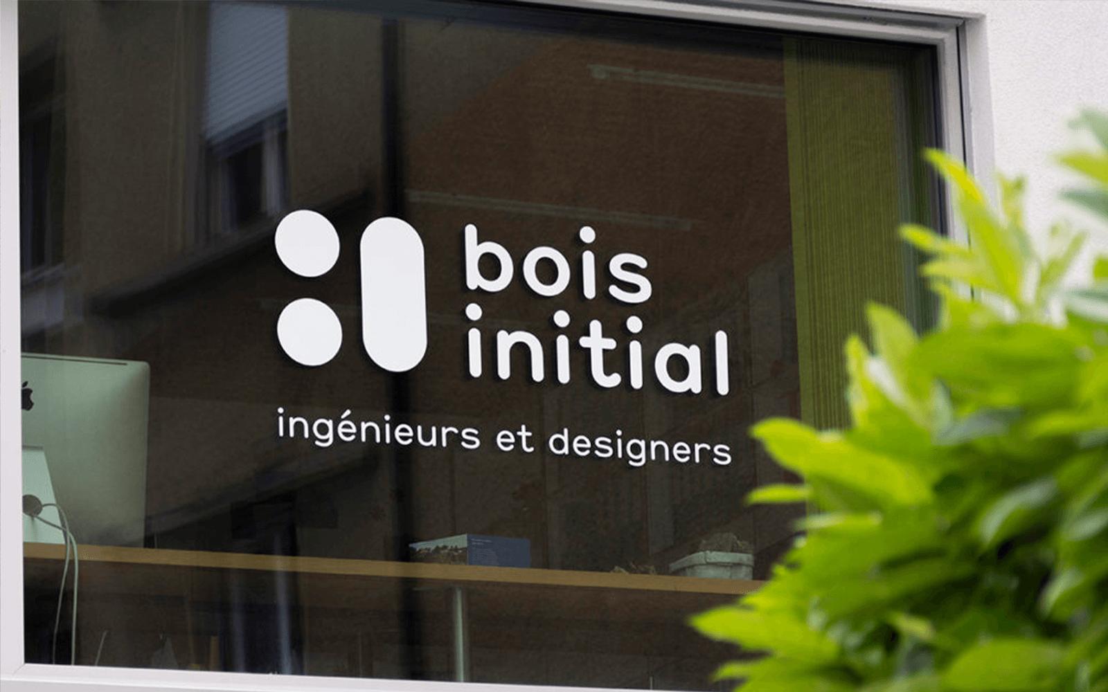 Nouveau nom et nouveau logo pour Bois Initial
